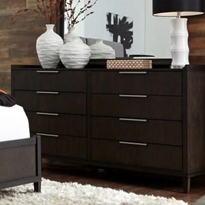 Liberty Furniture Tivoli 8 Drawer Dresser