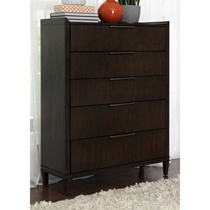 Vendor 5349 Tivoli 5 Drawer Chest