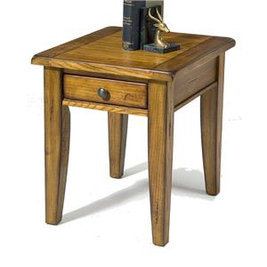 Liberty Furniture Treasures  End Table