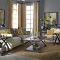 Liberty Furniture Twin Oaks 3 Piece Occasional Group - Item Number: 977-OT-3PCS