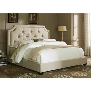 Liberty Furniture Upholstered Beds Queen Upholstered Bed