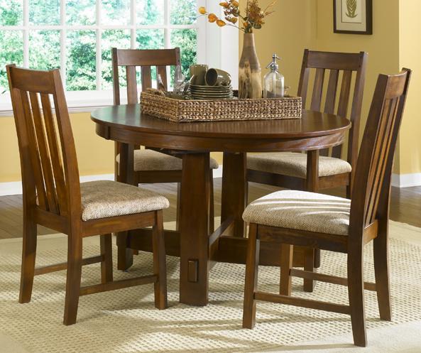 Dining Room Furniture Essentials: Rotmans Essentials 102 Urban Mission Leg Table