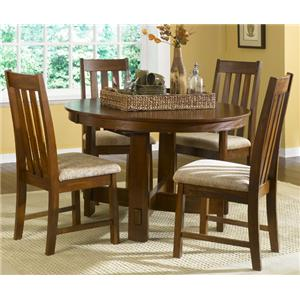 Liberty Furniture Urban Mission Table & Chair Set