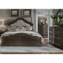 Liberty Furniture Valley Springs King Bedroom Group - Item Number: 822-BR-OKUBDMC