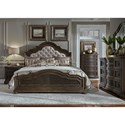 Liberty Furniture Valley Springs Queen Bedroom Group - Item Number: 822-BR-OQUBDMN