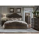 Liberty Furniture Valley Springs Queen Bedroom Group - Item Number: 822-BR-QPBDMN
