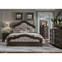 Liberty Furniture Valley Springs Queen Bedroom Group - Item Number: 822-BR-QUBDMN