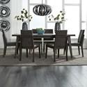 Liberty Furniture Ventura Boulevard 7-Piece Rectangular Table Set - Item Number: 796-DR-7RLS