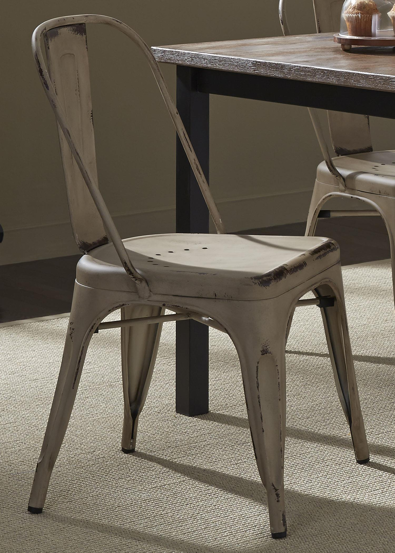 Bow Back Dining Side Chair