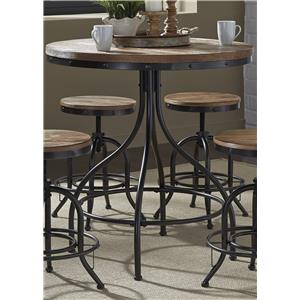 Vendor 5349 Vintage Dining Series Pub Table