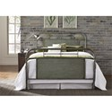 Liberty Furniture Vintage Series Queen Metal Bed - Item Number: 179-BR13HFR-G