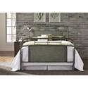 Vendor 5349 Vintage Series Queen Metal Bed - Item Number: 179-BR13HFR-G