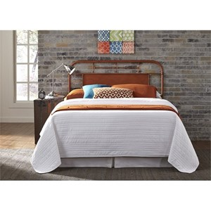 Vendor 5349 Vintage Series King Metal Headboard