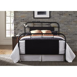 Liberty Furniture Vintage Series Full Metal Bed