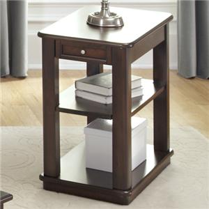 Liberty Furniture Wallace Chairside Table