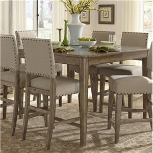 Liberty Furniture Weatherford  Gathering Table