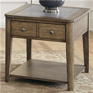 Vendor 5349 Weatherford  End Table