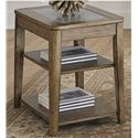 Vendor 5349 Weatherford  Chair Side Table - Item Number: 645-OT1021