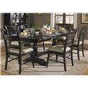 Vendor 5349 Whitney Slat Back Dining Side Chair