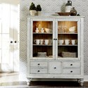 Liberty Furniture Whitney Display Cabinet - Item Number: 661W-CH5468