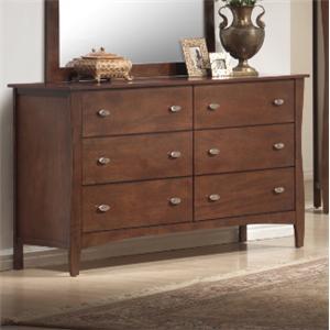 Lifestyle 0110 Drawer Dresser