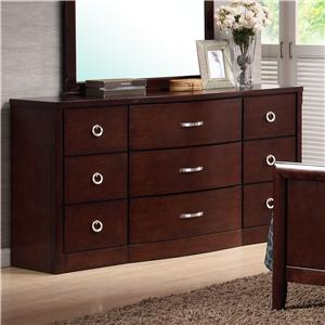 Lifestyle 1173 Drawer Dresser