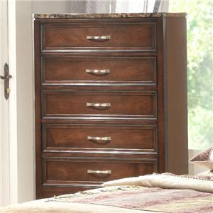 Lifestyle 1187 Drawer Chest