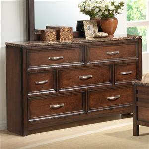 Lifestyle 1187 Drawer Dresser