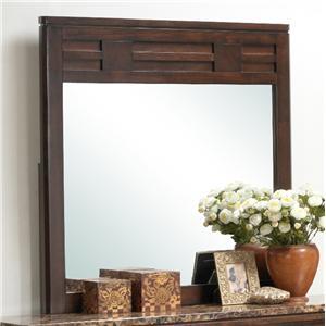 Lifestyle 1187 Dresser Mirror