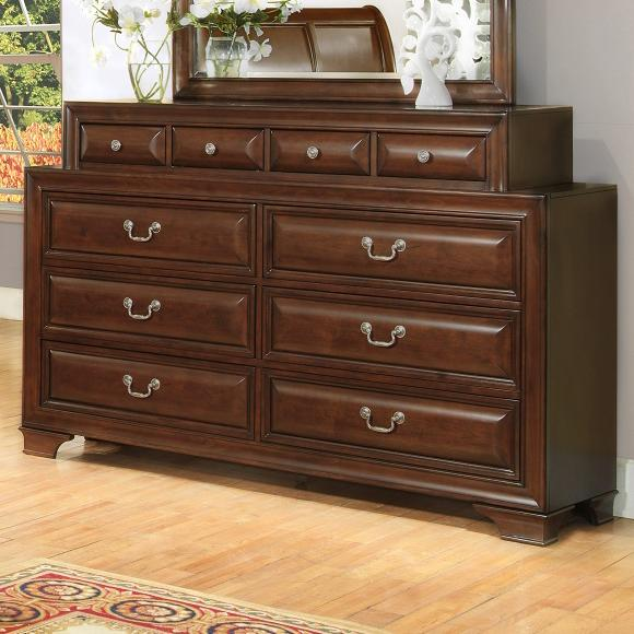 Lifestyle 1192 Dresser - Item Number: C1192A-040-10CH