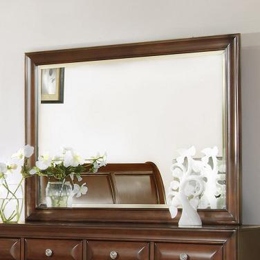 Lifestyle 1192 Dresser Mirror - Item Number: C1192A-050-MBCH