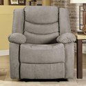 Lifestyle 12943 Power Recliner - Item Number: U12943-21B-P000-DXM-CDGR