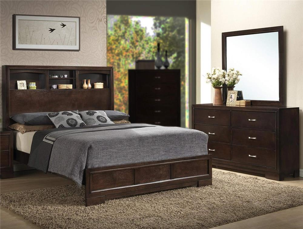 Lifestyle Monroe 3-Piece Queen Bedroom Set - Item Number: C4233A-QB+40+50