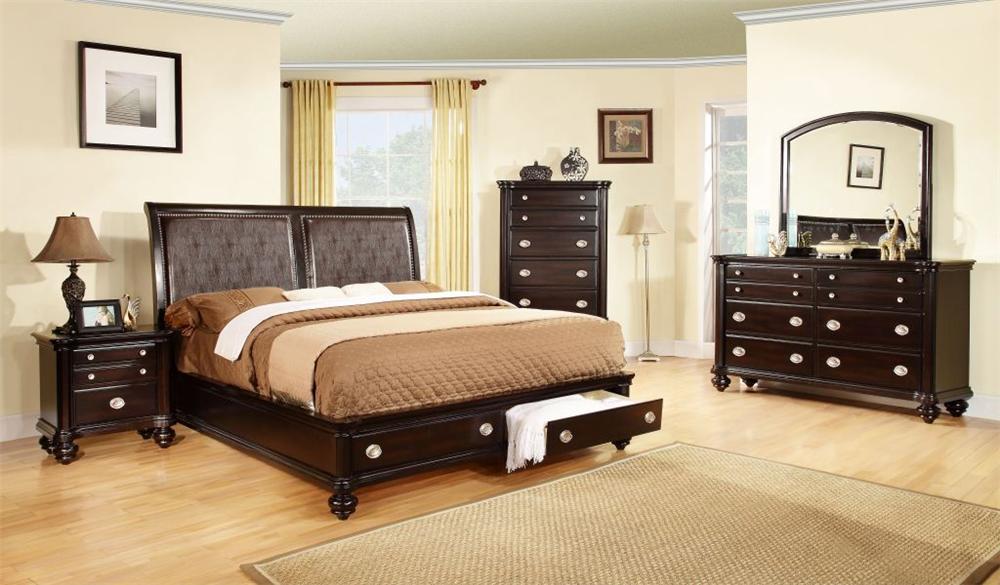 Lifestyle C2175A Bedroom Dresser - Item Number: C2175A-045-6DES