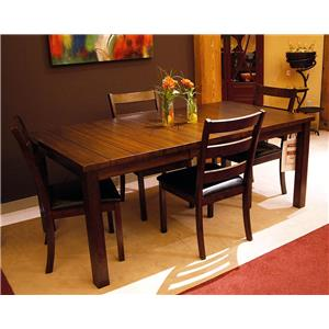Lifestyle Talia 5PC Dining Table & Chair Set