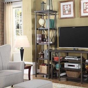 Lifestyle 1663 TV Stand Shelf Unit