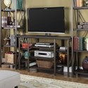 Lifestyle 1663 TV Stand - Item Number: C1663E-ETV-XXXX