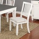 Lifestyle 1735P Side Chair - Item Number: C1735D-DS2