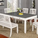 Lifestyle 1735P Table - Item Number: C1735D-DXT