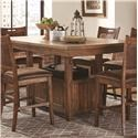 Lifestyle Jeff Counter Height Pub Table - Item Number: C1842P-PTX