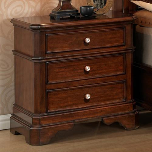 Lifestyle Big Louis Nightstand - Item Number: C3185A-025-3DCH
