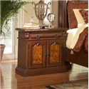 Lifestyle 3218A 2-Door Night Stand