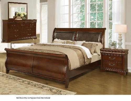Lifestyle 4116A- Misk 4PC Queen Bedroom Group - Item Number: 4116 Queen Bedroom Group