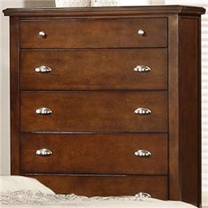 Lifestyle 4130A Chest of Drawers