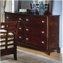 Lifestyle 4141 Dresser - Item Number: B4141-40