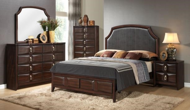 Lifestyle Charlie Queen 4-Piece Bedroom Group - Item Number: C4157 Power Package