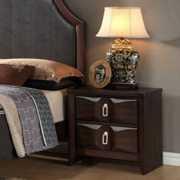 Lifestyle Avery Nightstand - Item Number: C4157A-020-2DXX