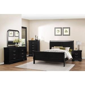 Lifestyle 4935 Queen Bedroom Group
