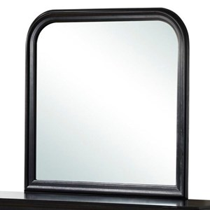 Lifestyle 4935 Mirror with Wood Frame