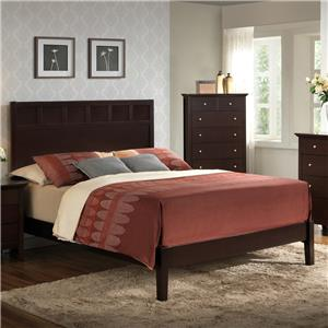 Lifestyle Harper King Panel Bed